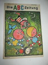 die ABC Zeitung - Schuljahr 1967/68 Juniheft -Sehr gut erhalten