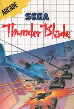 # Sega Master System-Thunder Blade/MS juego #