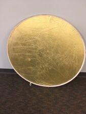 """Flexfill Collapsible Reflector 38"""" Gold Circular"""