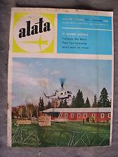 ALATA # 221 - RIVISTA AERONAUTICA - NOVEMBRE 1962 - BUONO