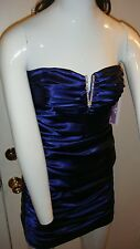 SEMI FORMAL NEW COCKTAIL/PARTY/PROM  DRESS JUNIOR SIZE 9 NEW WITH TAG