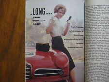 1961 TV  Guide   (ASA MAYNOR/LEE   REMICK/ROSCOE KARNS/JACK  BAILEY/RAYMOND BURR