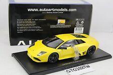 AUTOart 1:18 scale Lamborghini Murcielago LP640 (Giallo Orion/Yellow) 74621