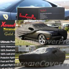 Custom fit 2012 2013 2014 2015 DODGE CHALLENGER Waterproof Car Cover BLK