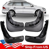 FOR VW Golf Wagon 6 Jetta Sportwagen MK6 2009-2014 KIT MUD FLAPS SPLASH GUARD