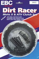 EBC DIRT RACER CLUTCH SET Fits: KTM 450 SX-F,400 EXC,525 EXC,525 SX,250 EXC,250,