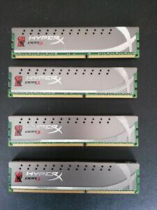 Kingston Hyper X KHX1600C9D3X2K2/8GX Genesis DDR3 1600 MHz 16gb kit of 2 x 8gb