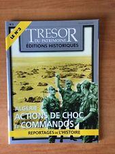 TRESOR DU PATRIMOINE EDITIONS HISTORIQUES n° 3 Algérie actions de choc