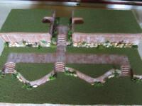 Halloween Village Display Platform Base HW22 For Lemax Dept56 Dickens + More