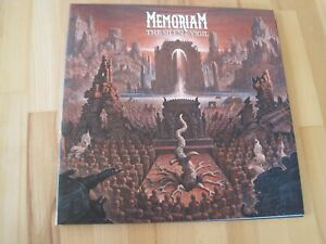 Memoriam -The Silent Vigil   Dismember, Bolt Thrower,Benediction Sold Out!