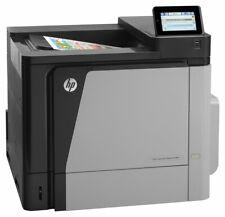 HP Color LaserJet Enterprise M651dn M651 A4 Printer Low Count Under 27K WARRANTY