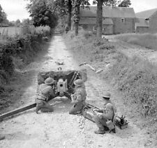 6x4 Gloss Photo ww343 Normandy Calvados Iingevres 1944 lg4