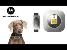 Motorola Wireless Dog Containment Fence  Portable & Rechargeable WIRELESSFENCE25