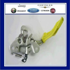 New Genuine Bonnet Lock / Catch Citroen Berlingo Peugeot Partner 2008/- 7934E7