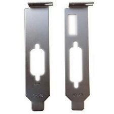 Video Card low profile Bracket for ATI radeon Nvidia geforce graphics card