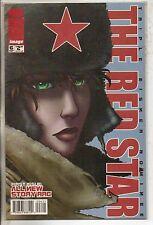 Image Comics Red Star #6 September 2001 Archangel Studios VF