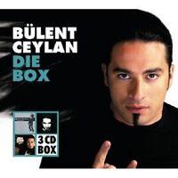 BÜLENT CEYLAN - DIE BOX 3 CD COMEDY NEU