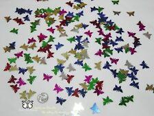 Wedding Table Scatters Foil Confetti Butterflies- Multi BUY 1 GET 1 FREE
