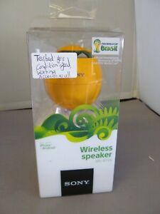 Limited Edition Sony SRS-BTV5 Bluetooth Speaker System  for NFC Smartphones BNIB
