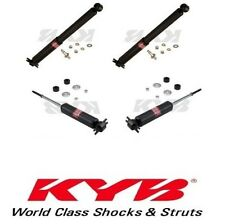 4 of KYB Gas Shock Absorbers For Chevy El Camino Front & Rear