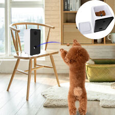 Interactive Pet Feeder With Full HD Wifi Voice Camera Automatic Pets Food Bowl