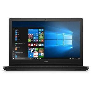 Dell Inspiron 5566 15 Laptop. Intel i7-7500U 7th Gen. 8GB Ram. 500 GB SSD Win 10