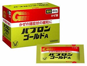 Taisho Seiyaku Paburon Gold A 44 packs Cold Medicine From Japan