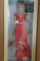 Franklin Mint Princess Diana Vinyl Doll PRINCESS Of RADIANCE LE 37/75 READ!!!