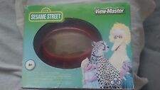 RARE VTG 1999 VIEW MASTER SESAME STREET VISITS THE ZOO FISHER PRICE NEW SEALED !