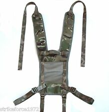 NEW - MTP Multicam PLCE Main Webbing Yoke Harness - for web sets