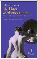 The Days of Abandonment by Elena Ferrante, NEW Book, FREE & FAST Delivery, (Pape