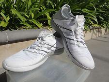 Nike Free TR Training Shoe Sneaker White & Silver, Women's Size 7M
