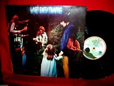 TRAFFIC Last exit LP 1972 ITALY MINT- ISLAND PINK RIM