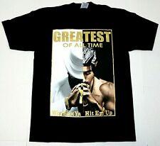 Tupac Shakur Notorious B.I.G. T-Shirt 2Pac Biggie Smalls Tee Men's New