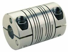 """Ruland Fcr24-14Mm-1/2""""-A 7075 Aluminum Beam Coupling, 6-Beam Clamp Style, 14 mm"""