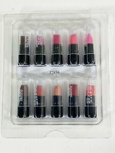 Avon Ultra Color Indulgence Lipstick Samples Variety Pack #1 FREE SHIPPING