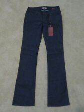 New with Tags Women's Makers of True Originals Bootcut Blue Jeans Pants Size 26