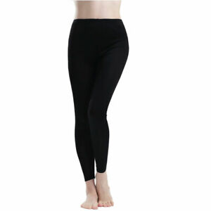 Pure Silk Knit Women Underwear Long Johns Bottom Only