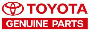 TOYOTA OEM 0494648060 Rear Brake Pad Shim Kit Disc Brake Pad Shim