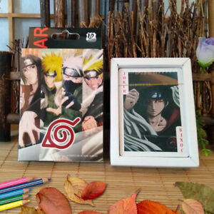 Japanese Anime Naruto Animation Gifts Poker Playing Cards 54Pc