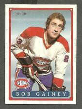1993 OPC Fanfest Puck Canadiens' Bob Gainey