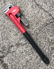 "Hilka Pro Craft 24"" (600mm) Heavy Duty Adjustable Pipe Wrench - Stilson, Monkey"
