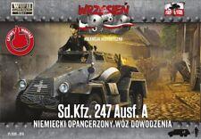 Primero A Lucha 1/72 Sd.Kfz.247 Ausf. un # 059