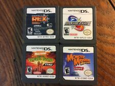 Lot of 4 DS Games (Nintendo DS Game Lot) Children - Guaranteed