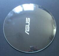 Grand verre bombé diamètre 16,6 cms pour Cartel / Pendule / Horloge / Carillon