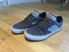 Etnies Skate Shoes Blitz Grey/Light Grey Men's 8 Sneakers Unisex