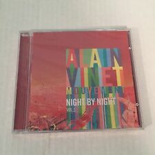 Alain Vinet Mouvement : Night By Night Vol 1 CD - Cirque Du Soleil - NEW