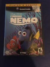Finding Nemo (Nintendo GameCube, 2004) *With Instruction Booklet *