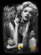 Marilyn Monroe Poster Art Print A4