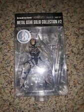 Metal Gear Solid Collection  2 Raiden - MGS 4 Ver. Action Figure☆NEW☆